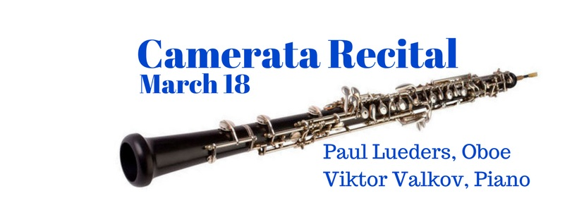 Lueders/Valkov Camerata Recital Program Notes