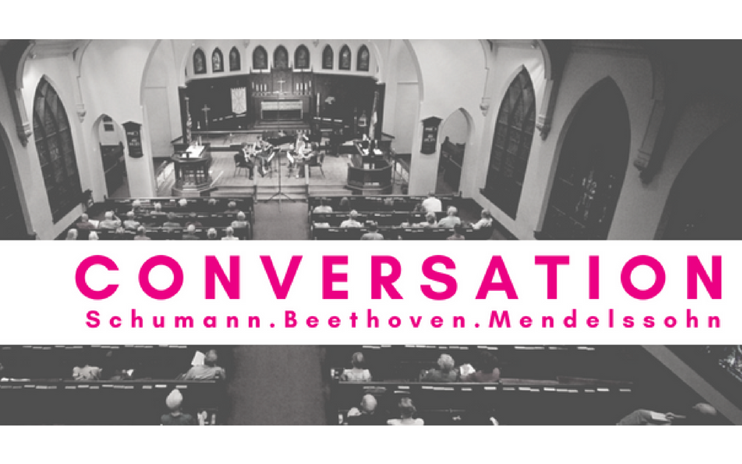 Program Notes – Conversation