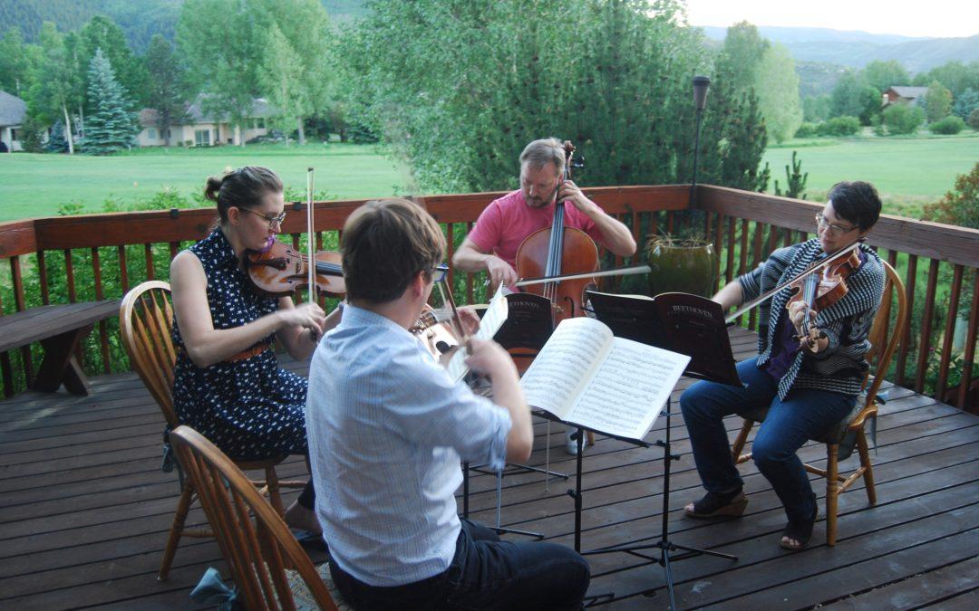 Quartet Retreat