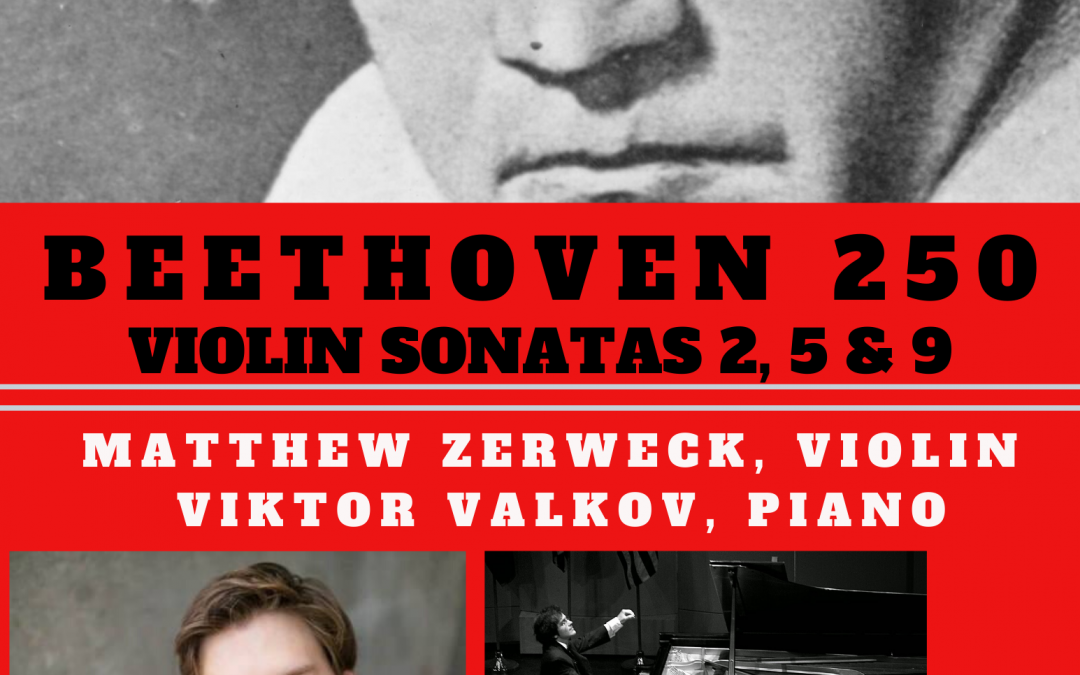 Program Notes: Beethoven250